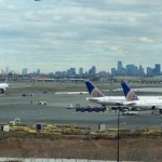 Working Fire at Newark Airport Causes Evacuation