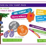 Giveaway: Stuck On You Camp Pack