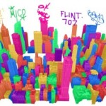 Montclair's Frank Gerard Godlewski Curates NY Graffiti Show