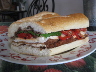 ItalMart's Signature Chicken Cutlet Sandwich