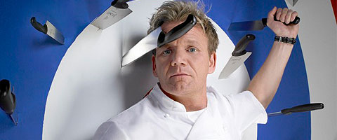 Gordon Ramsay Kitchen Nightmares Leones
