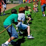 Montclair's Hillside School Field Day Fun