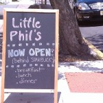 Little Phil's Opens in Montclair