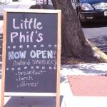 Little Phil's Opens in Montclair