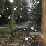 Hurricane Irene: Wet, Scary Mess
