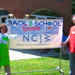 NCJW Provides School Supplies for 500 Essex Children