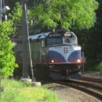 Don't Fall Back and Miss Your Train:  New Schedules Today