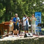 Sunday Slide Show: Montclair Jazz Festival