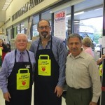 Bloomfield's Mayor McCarthy Bags Hunger At Brookdale Shoprite