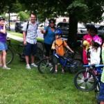 Victory for Bicyclists at Montclair's Hillside School