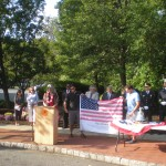 Montclair Remembers 9/11 at Watchung Plaza