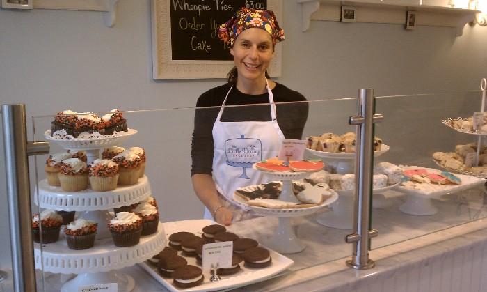 Upper Montclair S Little Daisy Bake Shop Delivers The