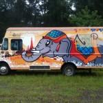 Aroy-D! Thai Elephant Truck Comes to Montclair
