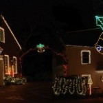 Holiday Village and Animated Lights at Paper Mill Playhouse in Millburn