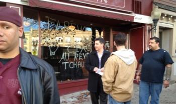 Au Revoir, Cafe Eclectic