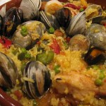 Baristaville Holiday Recipes: Christmas Eve Paella
