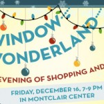 It's Going to Be a Montclair Window Wonderland!
