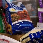 Realtor Collects 800 Pounds of Food for Four-Legged Victims of Foreclosures