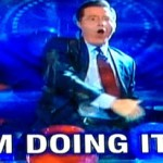 Stephen Colbert <em>May</em> Be Running for President