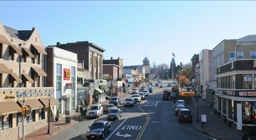 Wayne Street Jersey City Nj