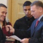 Bloomfield Council Sworn In