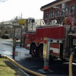 Inspecting Montclair's Fire Rigs