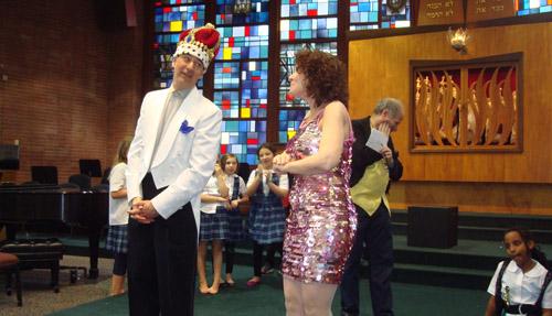 Purim for Grownups