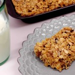 What's for Dinner?: Granola Bars (aka  Flapjacks)