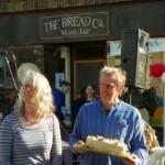 Bread Co. Bon Voyage Party