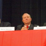 Gloves Stay on at Council and Mayoral Debate