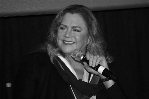 Kathleen Turner is a pistol. She may not have the face or body she had when ...