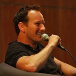 Patrick Wilson Talks Shop