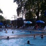 Essex Pool Opens Early with Heatwave
