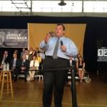 Gov. Christie's 'Jersey Comeback' in Cedar Grove