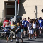 Montclair March For Marriage Equality on Pride Weekend