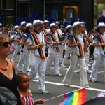Lesbian & Gay Big Apple Corps Joins the Montclair Parade