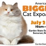 Garden State Cat Club Marks 76th Year With America's Biggest Cat Expo & Show, July 21 and 22