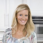 Sandra Lee of the Food Network Films in Montclair