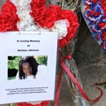 Family and Friends of Deshon Johnson Gather at Bay and Broad in Bloomfield