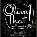 Olive That and More! Opens On Saturday
