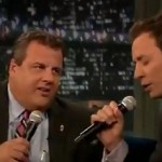 That's Our Guv:  Christie Sings Springsteen