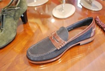 My Blue Suede Shoes Montclair