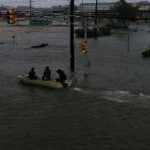 Sandy's Storm Surge Pounds Into Jersey Shore Towns