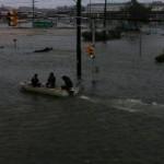 Sandy's Storm Surge Pounds Into Jersey Shore Towns
