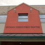 Human Needs Food Pantry Open House For Donors, April 12