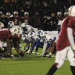 Montclair Gridiron Club Charity Drive at Mounties Football Games