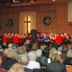 Christmas Benefit at Montclair Salvation Army, 12/14