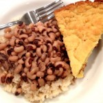 Hoppin' John and Cornbread For a Prosperous New Year