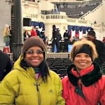 Montclair's Miss Nicky Attends Inauguration 2013