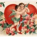Vintage Valentine Postcards: Vestiges of a Vanished World